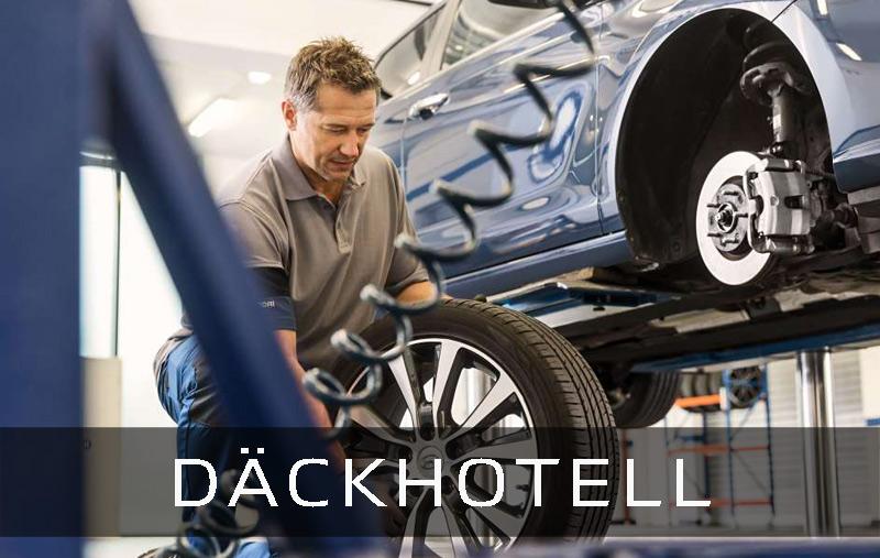 dackhotell